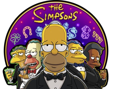 Simpsons Gamescape